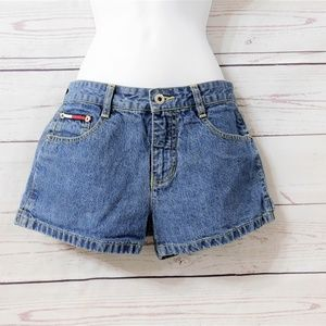 Tommy Jeans Denim Shorts, Size 5